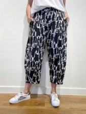 Mama b. Bianco Print Trousers
