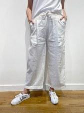 Mama b. Acino Linen Trousers