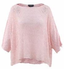 Marble Loose Knit Top
