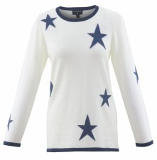Marble Star Jumper