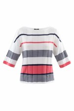 Marble Multi Stripe Jumper