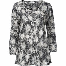 Masai Heart Print Kay Top