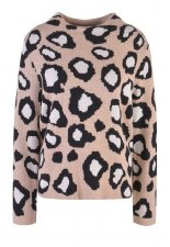 Milano Animal Print Jumper