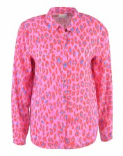 Milano Animal Print Shirt