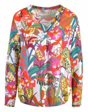 Milano Tropical Blouse
