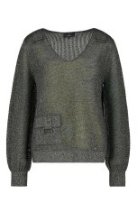 Monari Metallic Jumper