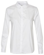 Part Two Bimini Classic White Shirt