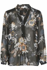 Part Two Hella Floral Blouse