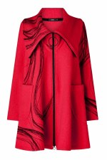 Ralston Boucle Wool Coat