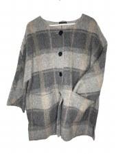 Check Coat (3006)