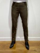 Robell Rose Snake Moleskin Trousers