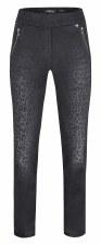 Robell Nena Animal Print Jeans
