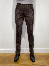 Robell Rose Dogtooth Trousers
