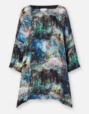 Sahara Speckled Forest Tunic