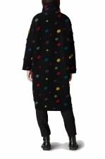 Sahara Dot Wool Coat