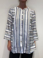 Sahara Stripe Shimmer Jacket