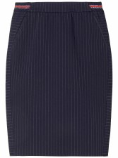 Sandwich Pinstripe Skirt