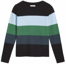 Sandwich Stripe Jumper