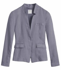 Sandwich Textured Blazer