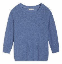 Sandwich Textured Jumper