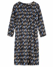 Sandwich Oval Print Dress