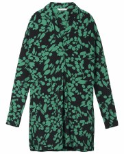 Sandwich Leaf Print Tunic