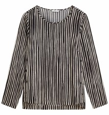 Sandwich Painted Stripe Top