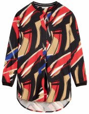 Sandwich Brushstroke Shirt