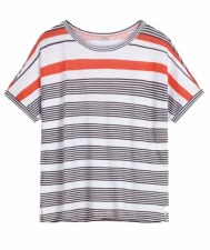 Sandwich Stripe T-Shirt