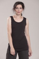 Vetono Trim Vest Top