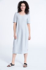 Vetono Linen Dress