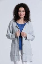 Vetono Linen Jacket
