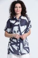 Vetono Art Silk Tunic