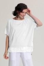 Vetono Jersey Oversized T-Shirt