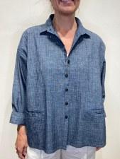 Yacco Maricard Denim Shirt