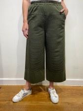 Yacco Maricard Cotton Trousers