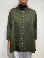 Yacco Maricard Pointed Sides Shirt