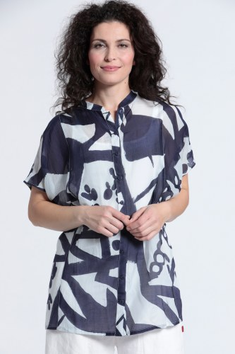 Vetono Art Silk Tunic