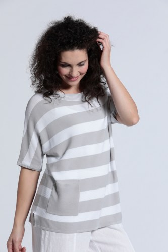 Vetono Stripe Jumper
