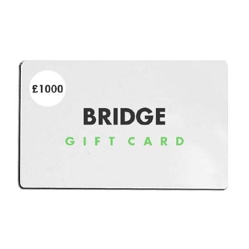£1,000 Gift Card