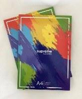 A4 Supreme Rainbow Hardback