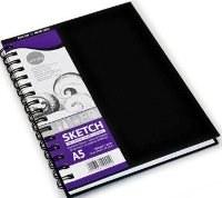 A5 Simply WireboundSketchbook