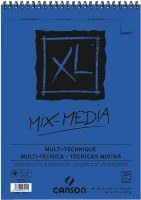 Canson XL A4 Mixed Media Pad
