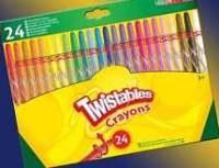 Crayola Twistable 24 Pack