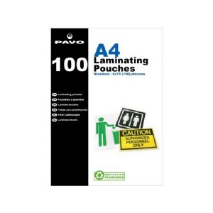 Laminating Pouches A4 150 mic