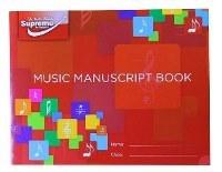 Music Manuscript Small