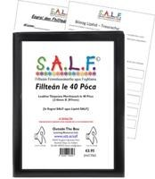 SALF 40 Pocket Folder (Irish)