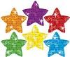 Colourful Sparkle Stars