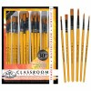 Gold Talkon Brush Classroom Pk
