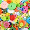 Buttons 500g Assorted Colours